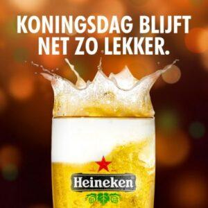 Heineken-koningsdag
