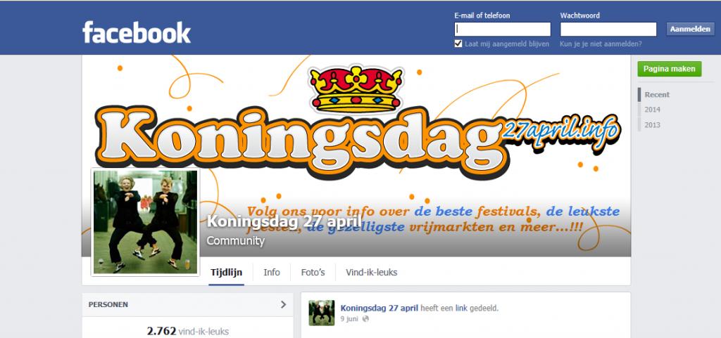 Koningsdag-facebook