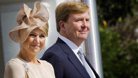 Willem-Alexander Ferdinand with beautiful, Wife Maxima Zorreguieta