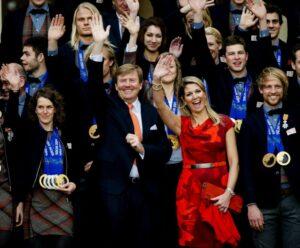 lintjesregen-2014-olympiërs