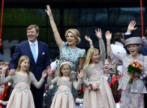 Koningspaar-Koningsdag-2014-Amstelveen