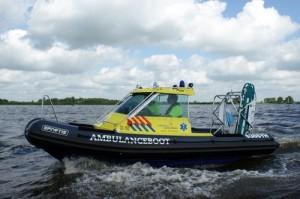 ambulanceboot-koningsdag